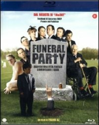 Cover Dvd Funeral Party