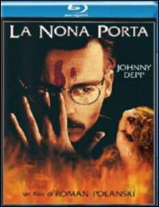 La nona porta di Roman Polanski - Blu-ray