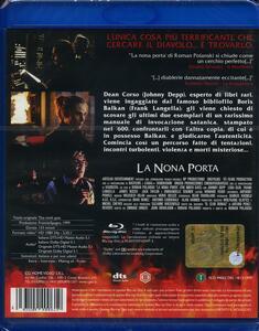 La nona porta di Roman Polanski - Blu-ray - 2
