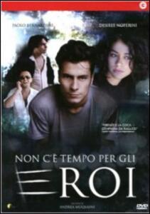 Non c'è tempo per gli eroi di Andrea Mugnaini - DVD