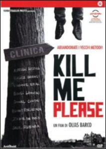 Kill Me Please di Olias Barco - DVD