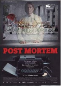 Cover Dvd Post Mortem