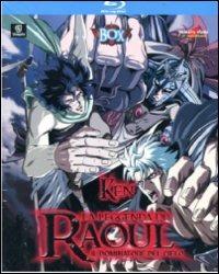 Cover Dvd Ken. La leggenda di Raoul. Il dominatore del cielo