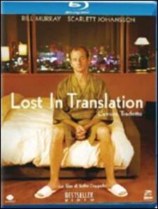 Lost In Translation. L'amore tradotto di Sofia Coppola - Blu-ray