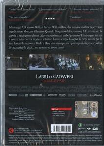 Burke & Hare. Ladri di cadaveri di John Landis - DVD - 2