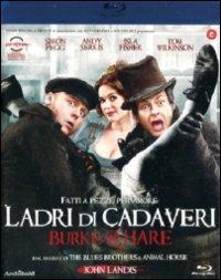 Cover Dvd Burke & Hare. Ladri di cadaveri
