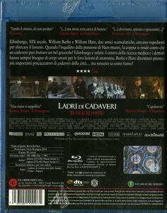 Burke & Hare. Ladri di cadaveri di John Landis - Blu-ray - 2
