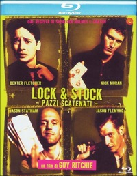 Cover Dvd Lock & Stock pazzi scatenati