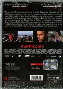 marPiccolo di Alessandro Di Robilant - DVD - 2