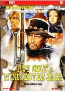 Roy Colt & Winchester Jack di Mario Bava - DVD