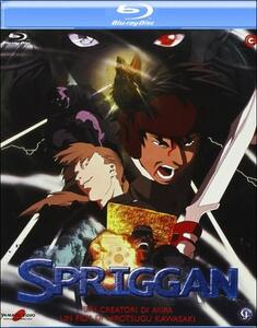 Spriggan, the Movie di Hirotsugu Kawasaki - Blu-ray