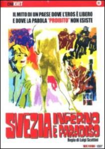 Svezia, Inferno e Paradiso di Luigi Scattini - DVD