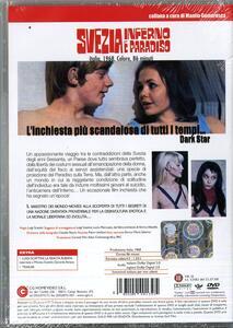 Svezia, Inferno e Paradiso di Luigi Scattini - DVD - 2