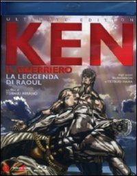 Cover Dvd Ken il guerriero. La leggenda di Raoul (Blu-ray)