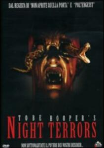 Night Terrors di Tobe Hooper - DVD