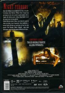 Night Terrors di Tobe Hooper - DVD - 2