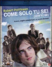Cover Dvd Come solo tu sei (Blu-ray)