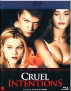 Cruel Intentions. Prima regola: non innamorarsi di Roger Kumble - Blu-ray