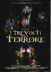 I tre volti del terrore di Sergio Stivaletti - DVD