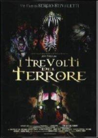 Cover Dvd tre volti del terrore (DVD)