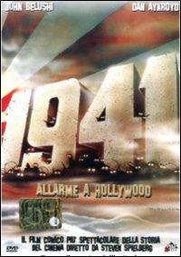 Cover Dvd 1941: allarme a Hollywood (DVD)
