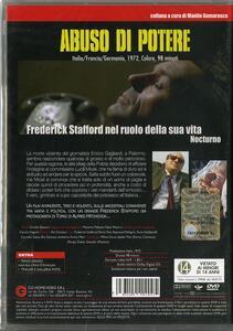 Abuso di potere di Camillo Bazzoni - DVD - 2