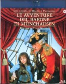 Le avventure del barone di Münchausen di Terry Gilliam - Blu-ray