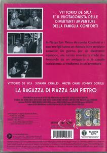 La ragazza di piazza S. Pietro di Piero Costa - DVD - 2