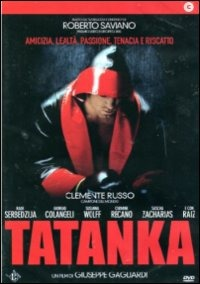 Cover Dvd Tatanka (DVD)