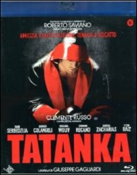 Cover Dvd Tatanka (Blu-ray)