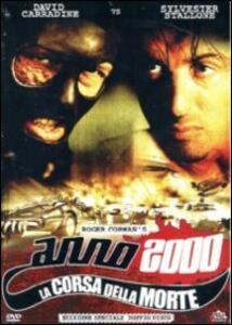 Anno 2000. La corsa della morte (2 DVD) di Paul Bartel - DVD