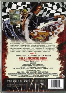 Anno 2000. La corsa della morte (2 DVD) di Paul Bartel - DVD - 2