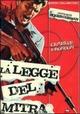 Cover Dvd La legge del mitra