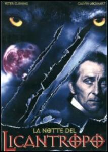 La notte del licantropo di Paul Annett - DVD