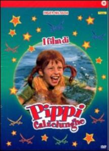 Pippi Calzelunghe (4 DVD) di Olle Hellbom