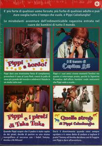 Pippi Calzelunghe (4 DVD) di Olle Hellbom - 2