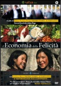 Cover Dvd economia della felicità (DVD)