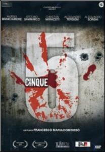 Cinque di Francesco Dominedò - DVD
