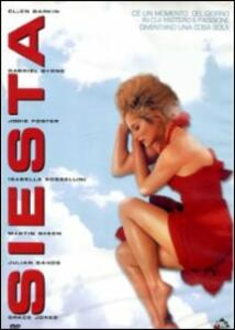 Siesta di Mary Lambert - DVD
