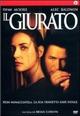 Cover Dvd Il giurato