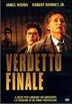 Cover Dvd DVD Verdetto finale