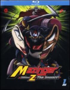 Mazinger. Edition Z. The Impact. Box 1 (2 Blu-ray) di Yasuhiro Imagawa - Blu-ray