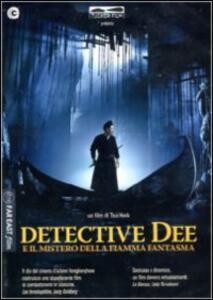 Detective Dee e il mistero della fiamma fantasma di Tsui Hark - DVD