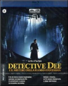 Detective Dee e il mistero della fiamma fantasma di Tsui Hark - Blu-ray