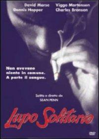 Cover Dvd Lupo solitario (DVD)