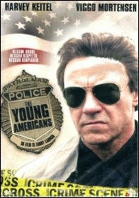 Cover Dvd Young Americans (DVD)