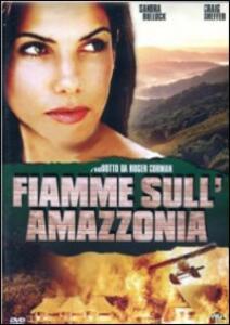 Fire on the Amazon di Luis Llosa - DVD
