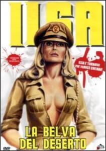 Ilsa la belva del deserto di Don Edmonds - DVD