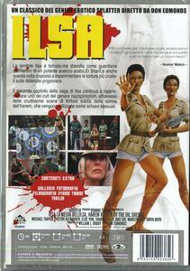 Ilsa la belva del deserto di Don Edmonds - DVD - 2
