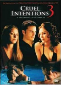 Cruel Intentions 3 di Scott Ziehl - DVD